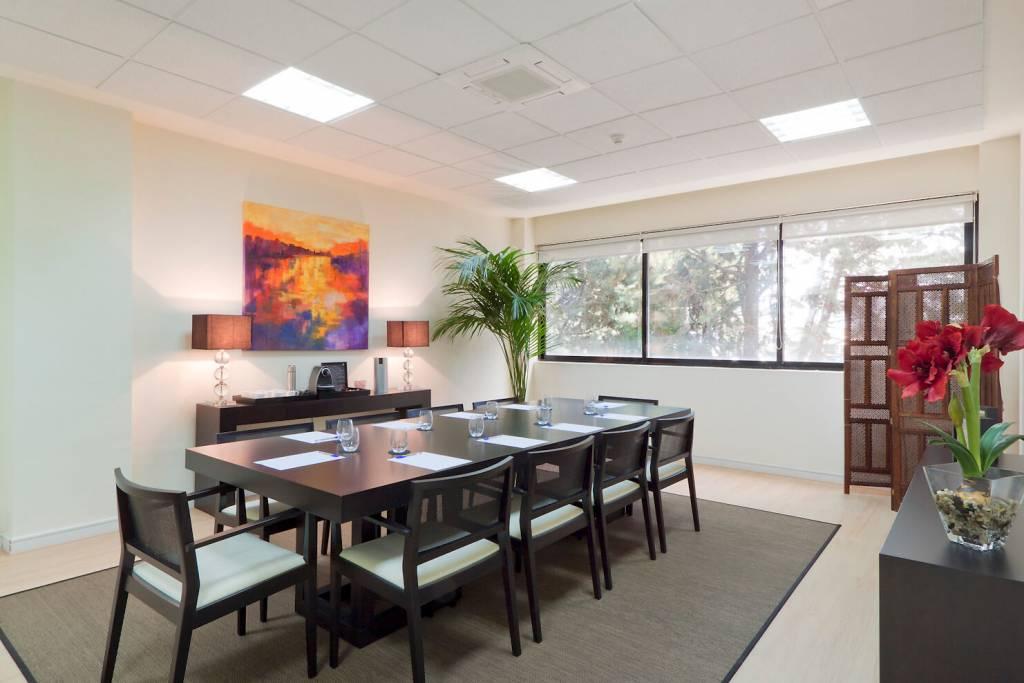 sala de reuniones oficina ideal
