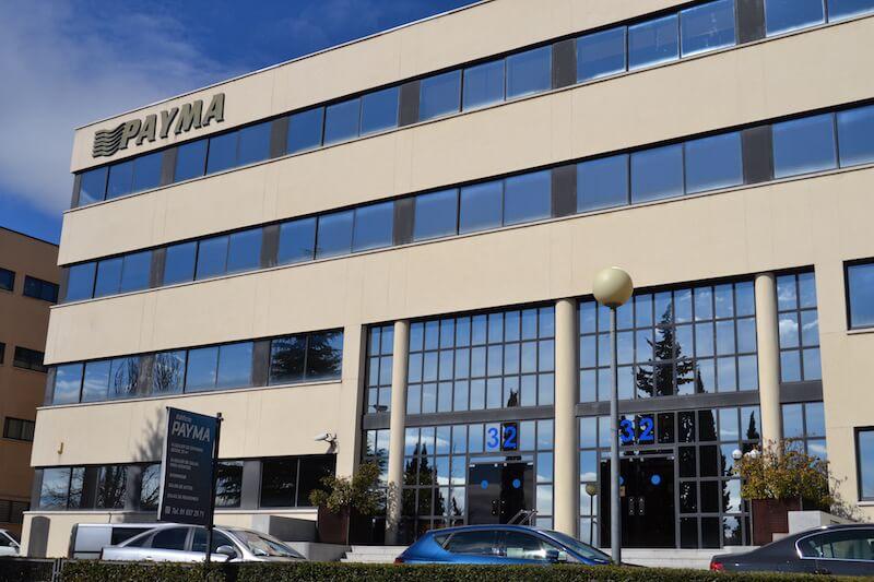 Edificio Payma de Espazio32